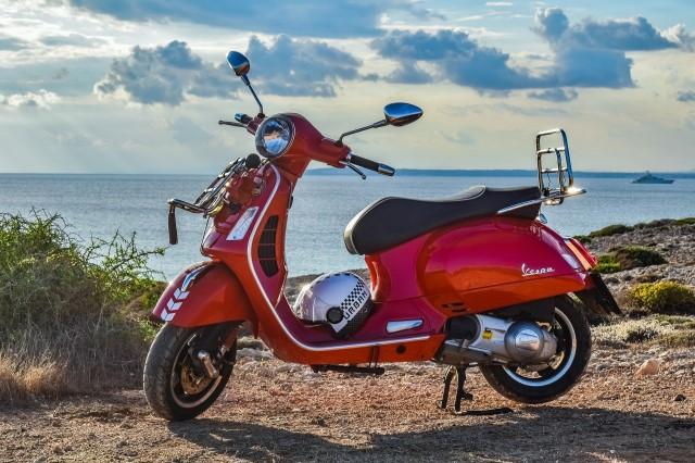 Vespa e scooter