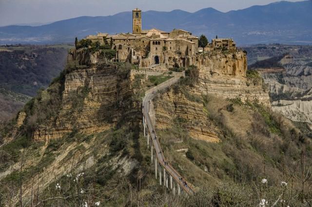 Gite nei borghi del Lazio